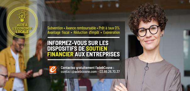 La communauté de communes Cœur de Loire aux côtés des entreprises du territoire :