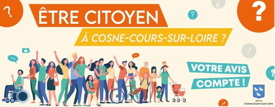 Participation citoyenne à Cosne